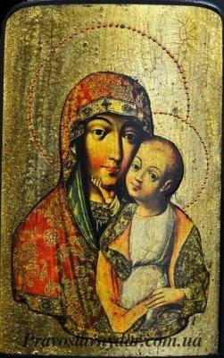 Дорожная икона Богородица Замилования